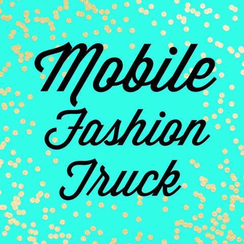 Mobile Fashion Truck Indoor Booth Pin It Expo 2016 Plano