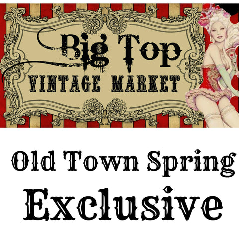 Old Town Spring Shop Exclusive - OLD TOWN SPRING - NOVEMBER 4 & 5 2017