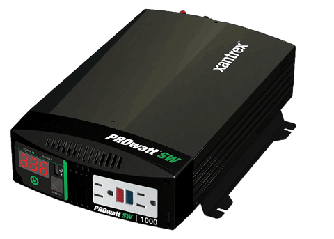 POWER INVERTER FOR COVERT SURVEILLANCE