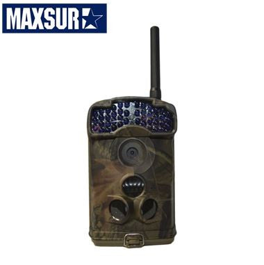Mobile Scouting Camera with GSM and 940nm IR