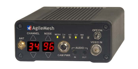 AgileMesh Connector Video Node G2