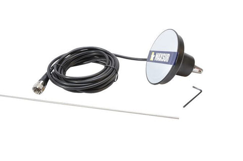 3dB Magnetic Mount Antenna 140 to 175MHz