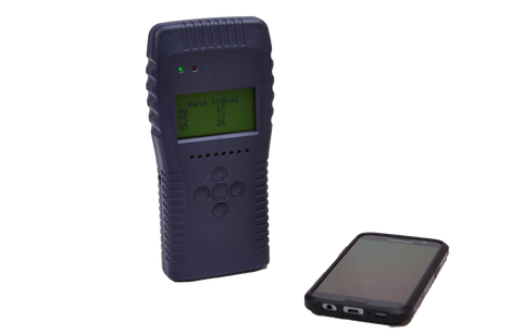 4G CELL PHONE DETECTOR
