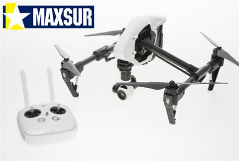 INSPIRE 1 SUPER HIGH RESOLUTION UAV SYSTEM WITH DUAL REMOTES