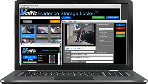 body camera management software