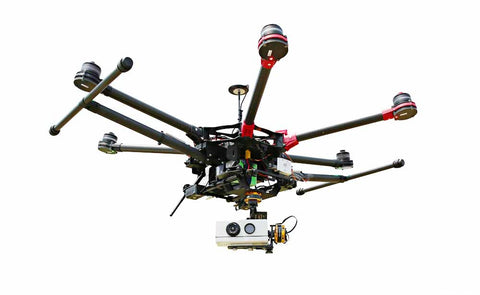 DUAL CAM SAR  DRONE SYSTEM WITH 10X ZOOM-324