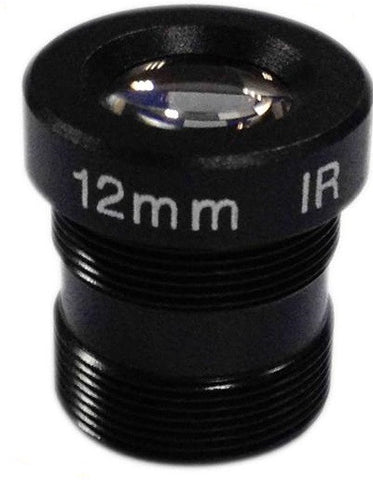M12 Lens 12mm for Micro Cameras