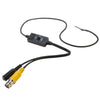 covert camera cable assembly