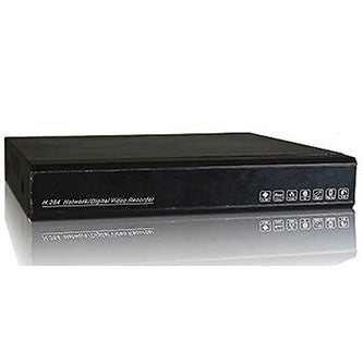 AHD 720p DVR w/P2P Addressing and 500 GB