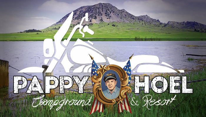 Pappy Hoel Campground in Sturgis
