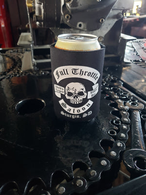 Full Throttle Saloon Short  Koozie / Huggie