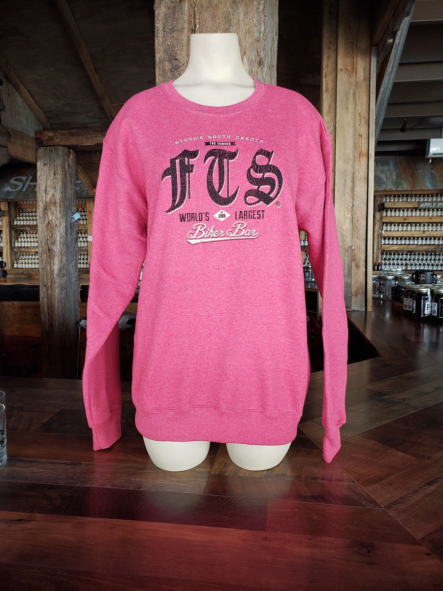 FTS Ladies Famous Biker Bar sweatshirt