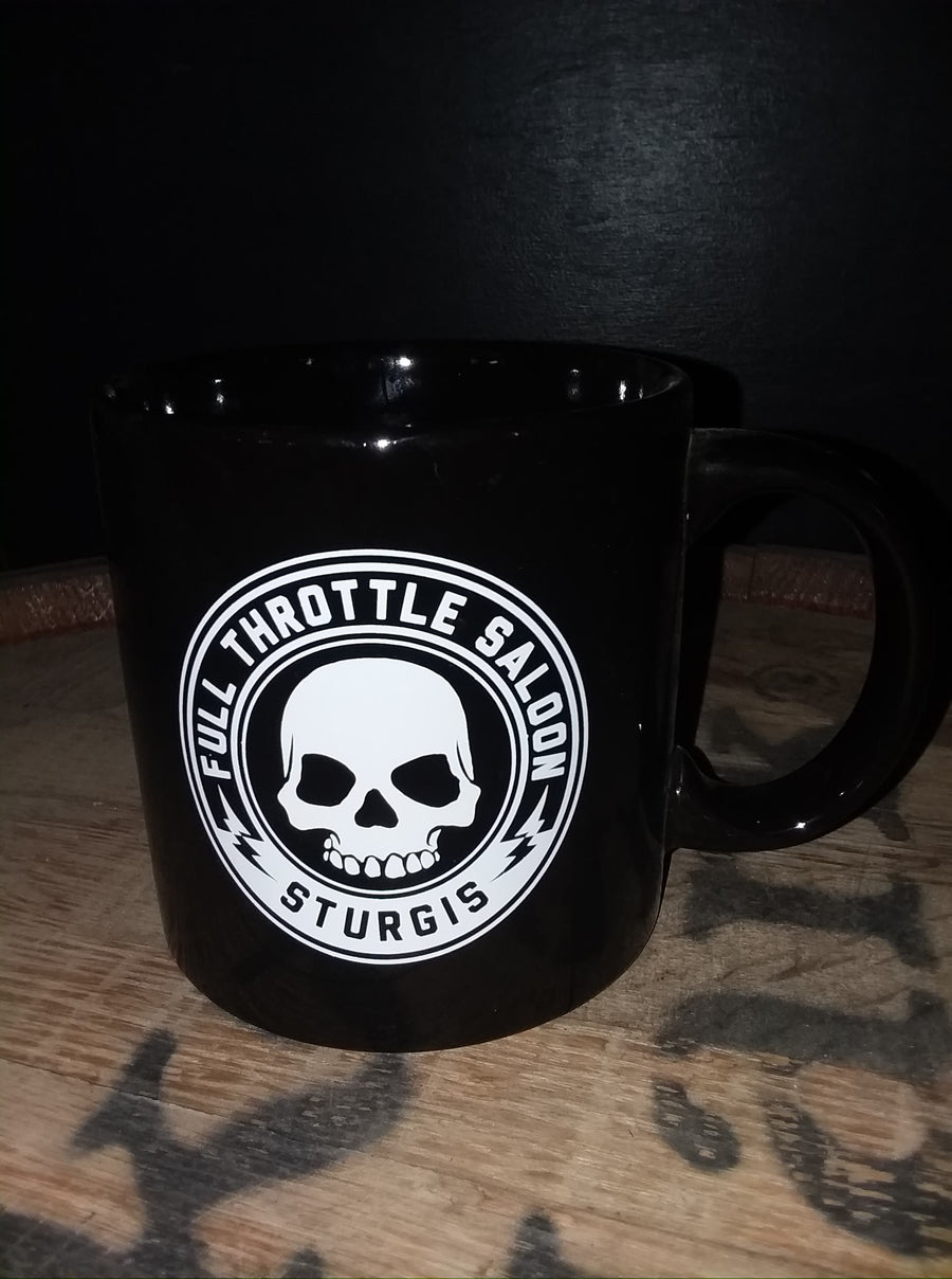 Black 20oz Coffee Mug