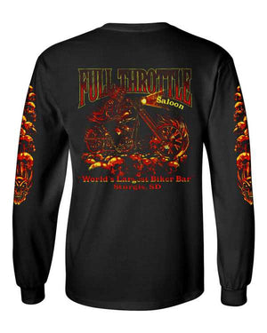 FTS Road of Skulls - Long Sleeve