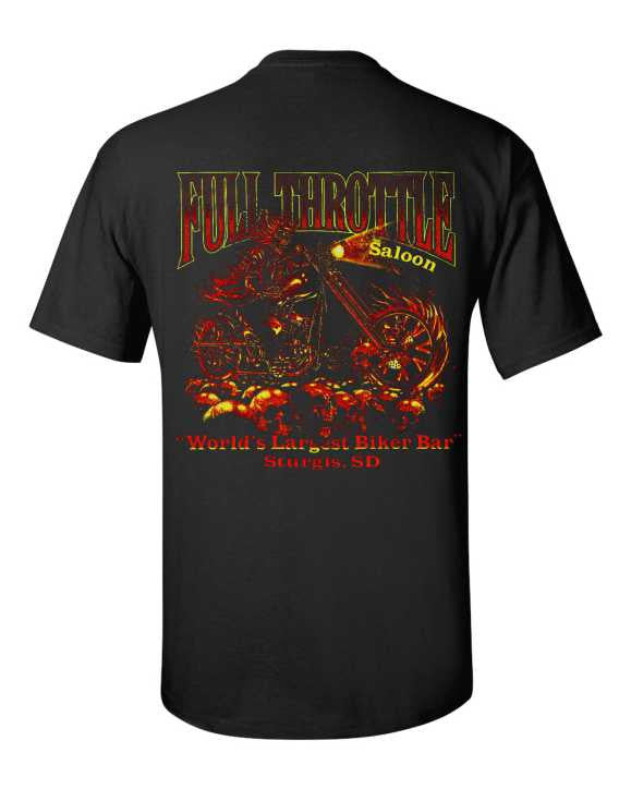 FTS Road of Skulls - Firebiker