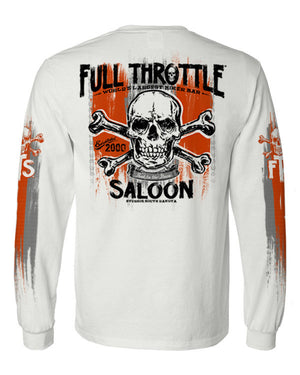 FTS Crossbones Long Sleeve