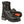 Milwaukee Leather Boots MBL201 Women's Buckled And Lace To Toe Boot With Side Zipper Entry