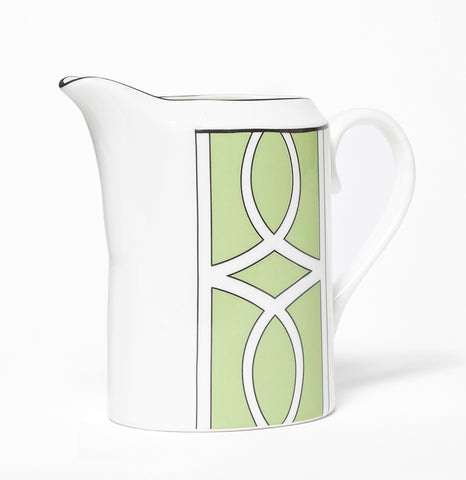 Loop Apple Green/White Milk Jug