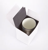 Loop Truffle/White Mug (Silver) - SOLD OUT