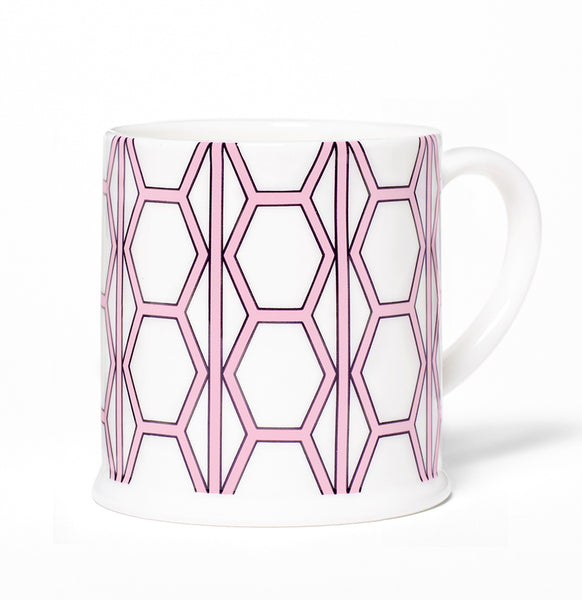 Hex White/Pink Espresso - SOLD OUT