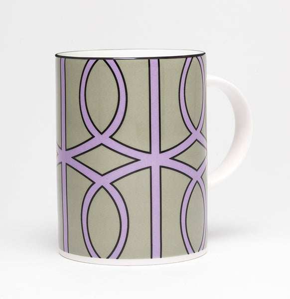 Loop Slate/Violet Mug (Black) - SOLD OUT