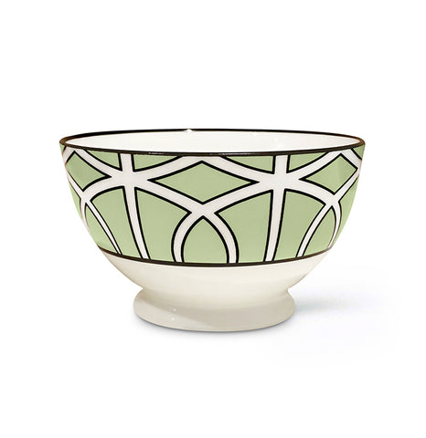 Loop Apple Green Sugar/Nut Bowl