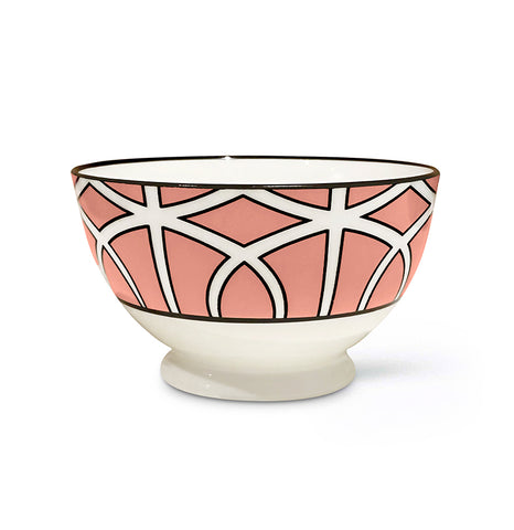 Loop Coral Sugar/Nut Bowl - SOLD OUT