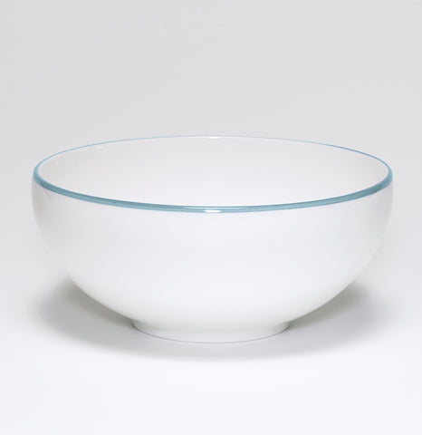 Duck Egg/White Bowl - SOLD OUT
