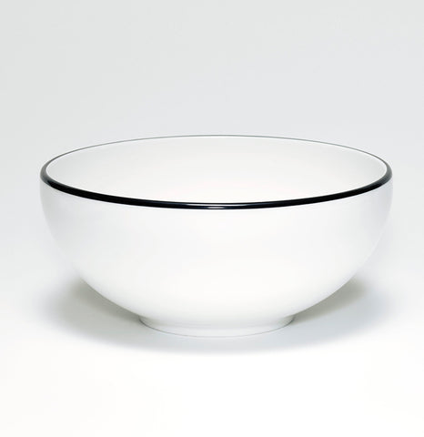Black/White Bowl