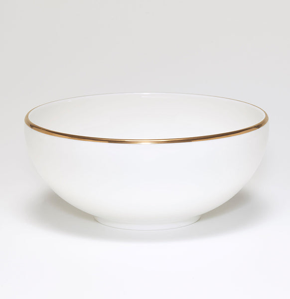 Gold/White Bowl
