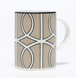 Loop Truffle/White Mug (Black) - SOLD OUT