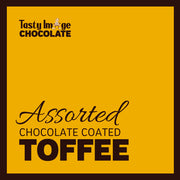 Chocolate Coated Toffee - 12 pieces