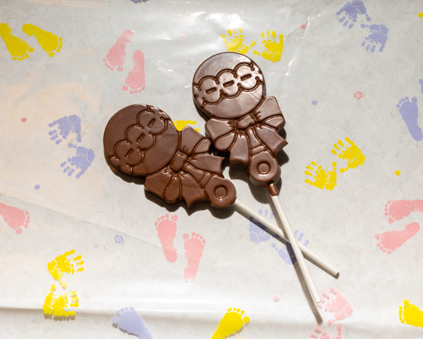 Baby Rattle Lollipop