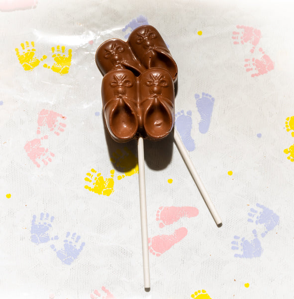 Baby Booties Lollipop