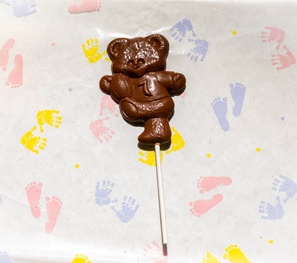 Football Bear Lollipop