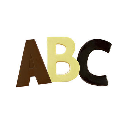 Chocolate ABC's