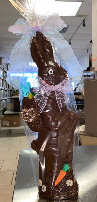 Large Easter bunny