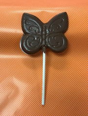 Butterfly Lollipop