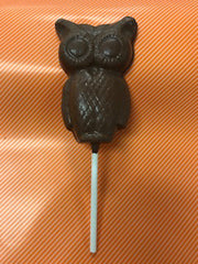 Owl Lollipop