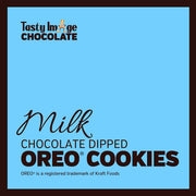 Chocolate Dipped Oreo® Cookies - 6 Pieces