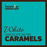 Chocolate Salted Caramels - 1/2 lb