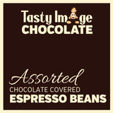 Chocolate Covered Espresso Beans - 1/2 lb.