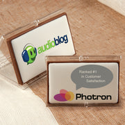 25 Chocolate Business Cards (Corporate)