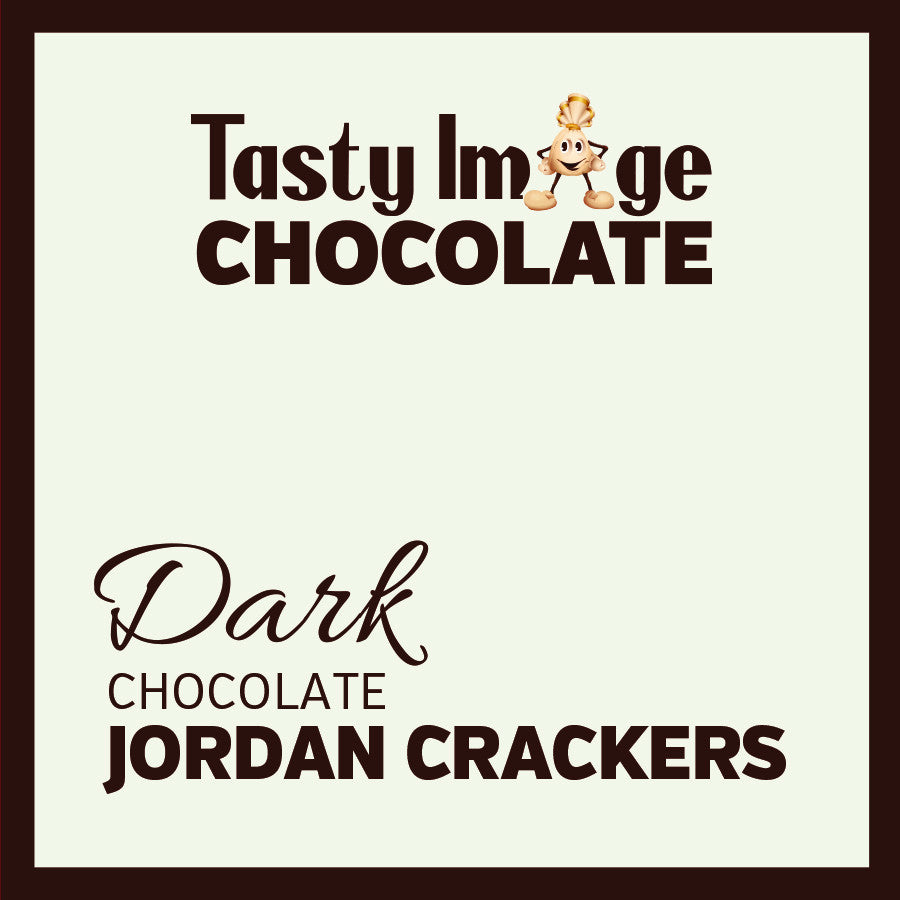 Chocolate Jordan Crackers - 1/2 lb