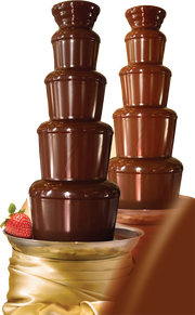 The Chocolate Fountain - The Ultimate Party Pleaser