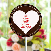 10 Heart Lollipops