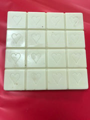 Squares with Little Hearts