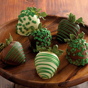 St. Patrick's Chocolate Strawberries