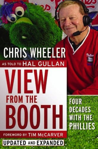 View from the Booth: Four Decades with the Phillies