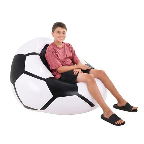 Inflatable Soccer Ball Chair